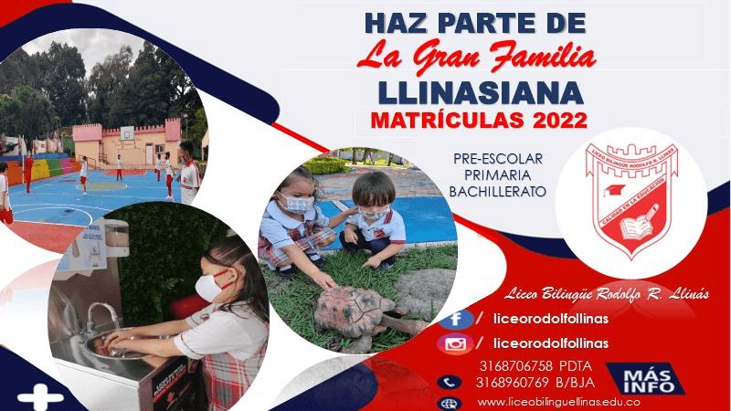 matriculas-virtuales-liceo-rodolfo-llinas-2022